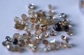 Lençóis (BA) diamonds