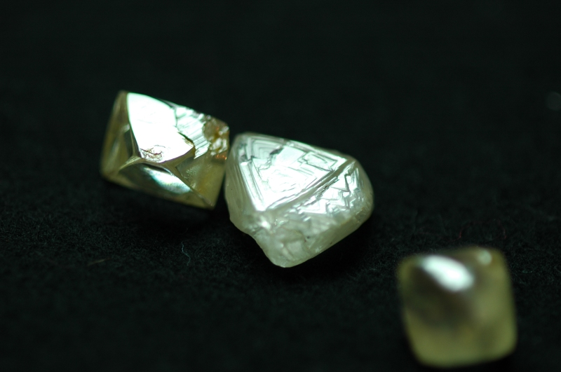 Luembe river diamonds