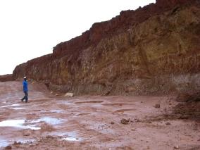 Strip mining at Chimbongo