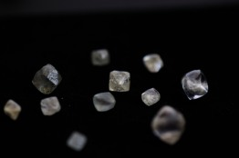 Diamantina diamonds