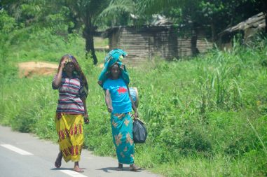 The colour of Congo