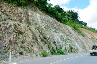 Geology on the road