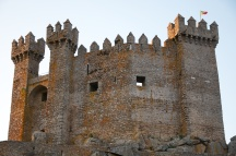 Penedono castle