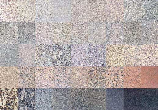 Granitos Portugal- gama cromática e textural