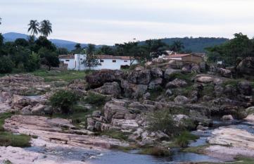 Brasil Diamantina Andarai Lençois 2004 03 049