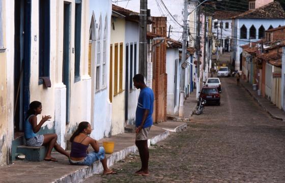 Brasil Diamantina Andarai Lençois 2004 03 051