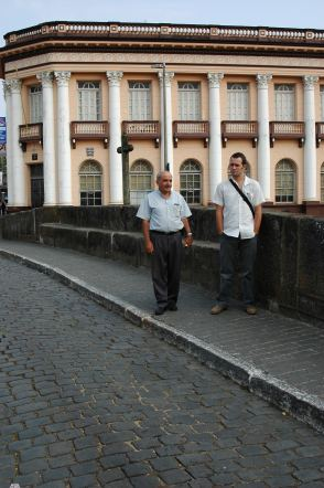 Two Diogos at S. João d'el Rey