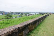 The fort itself - Galle