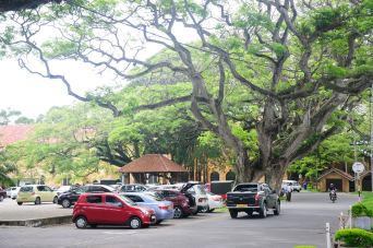 Main square - Galle Fort