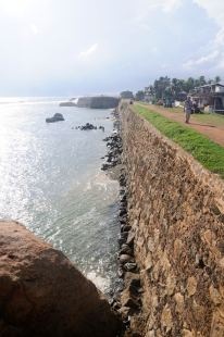The Wall @ Galle