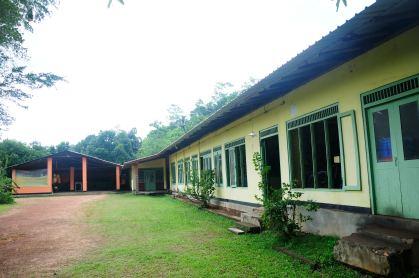 Factory @ Handunugoda Tea Estate