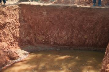Formação Calonda, margem esquerda Sombo