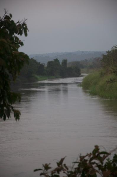 O rio Luachimo