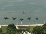 A sempre bela baía de Luanda