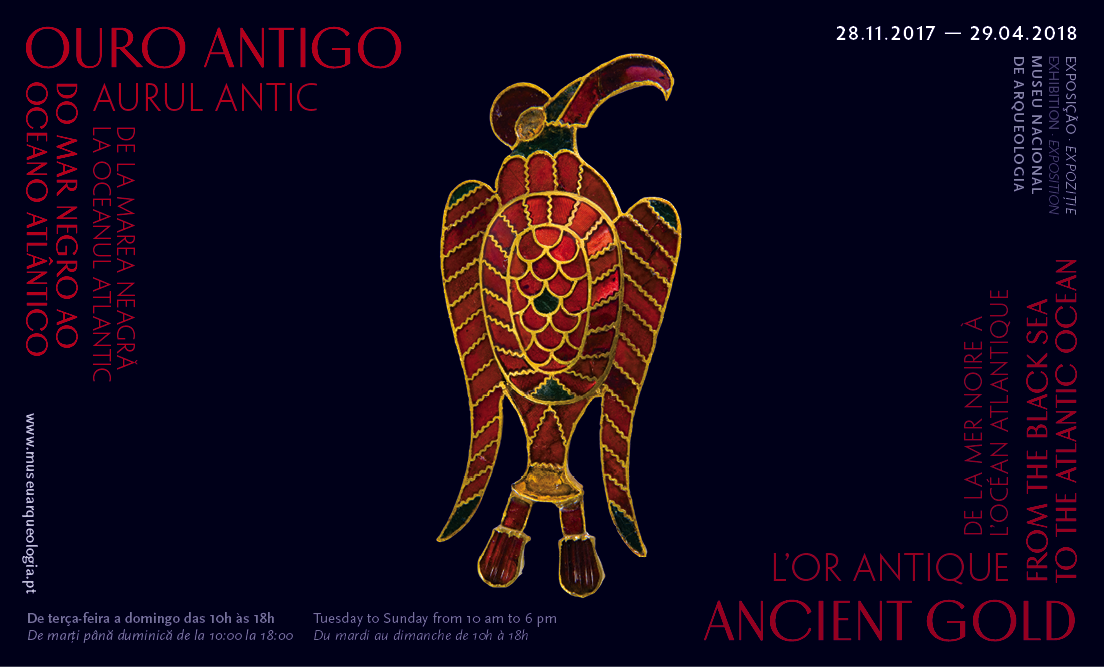 Quase a acabar, até 6 de maio, exposição sobre ouro antigo no Museu Nacional deArqueologia
